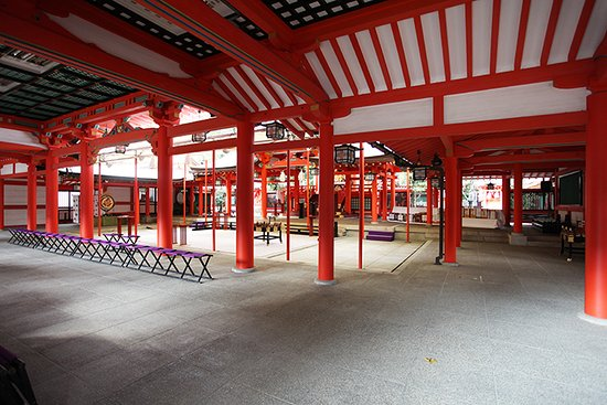 Ikuta Shrine 사진