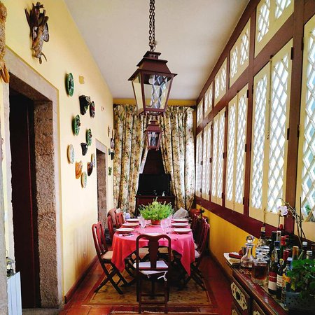 Hotel Rural Casa dos Viscondes da Varzea Foto