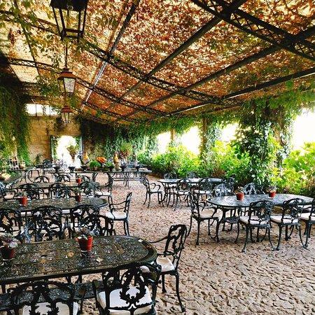 Hotel Rural Casa dos Viscondes da Varzea: Winter Garden