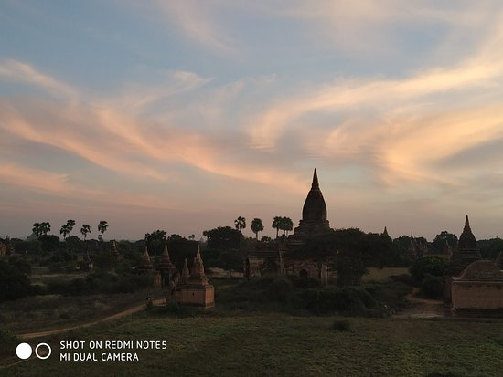 Come and explore the Bagan Temples with Ebike. #baganebike
