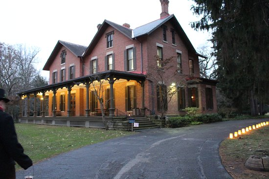 Rutherford B. Hayes Presidential Library & Museums: Hayes Home Holidays