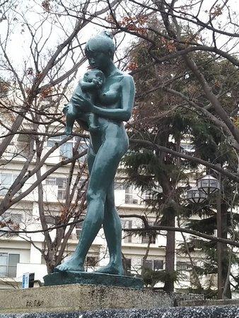 Heiwa Statue