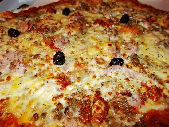 Pizza El Niño: La Hannibal, 100% carnée !