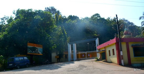 Ganeshgudi, Indien: Supa Dam