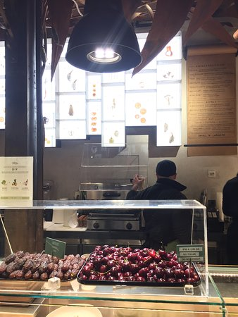 Olives and Medjool dates