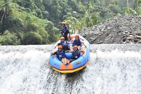 Karangasem, Indonesia: Bali Tubing Rafting - BTR