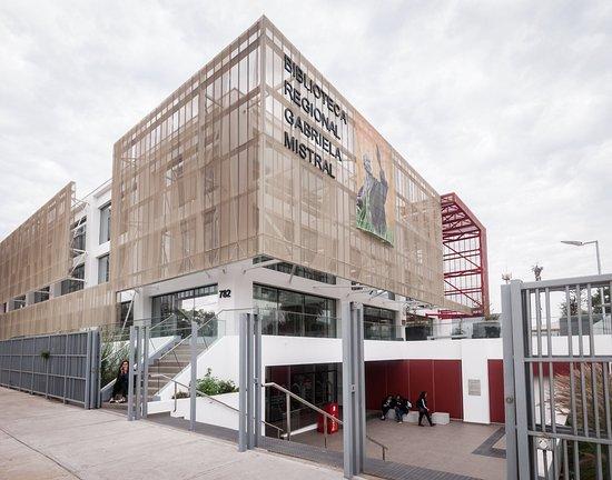 Biblioteca Regional Gabriela Mistral