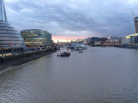 Big Ben: Thames