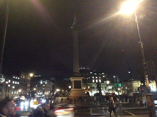 Big Ben: Trafalgar Square