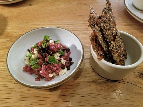 Chickadee: Steak Tartare