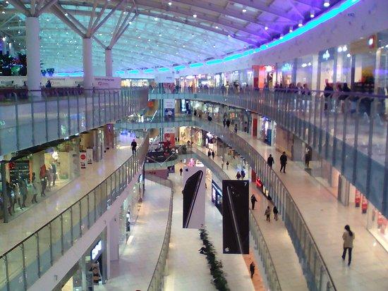 Aviapark Mall: К таким длинным прогулкам нельзя подготовиться)))