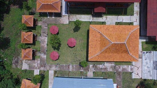 Sleman District, Indonesien: Resto taman Luku