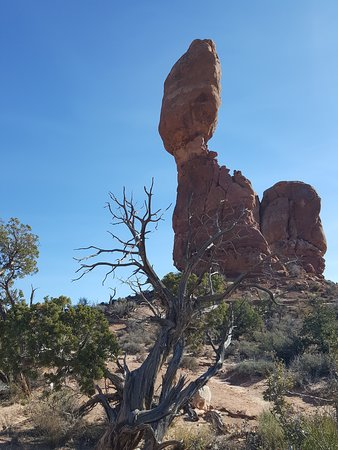 Moab Utah Arches national park