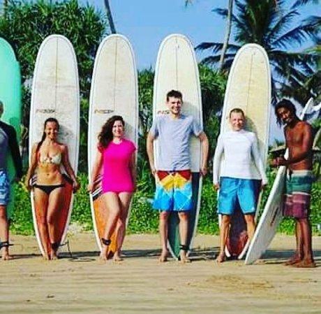 Dream Lanka Surf School