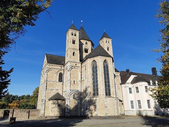 Dormagen, Tyskland: Kloster Knechtsteden
