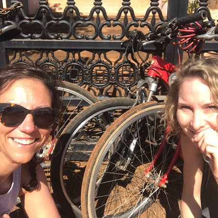 Great day by bike discovering Jinja, its people and culture