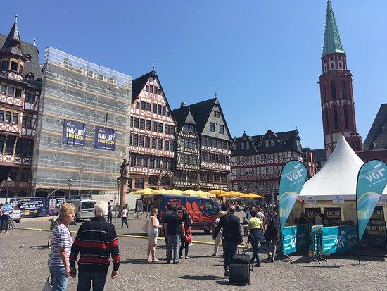 Romani di Francoforte (Frankfurter Roemer)