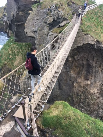 Game of Thrones Tours: Iron Islands, Giant's Causeway & Rope Bridge from Belfast – fénykép