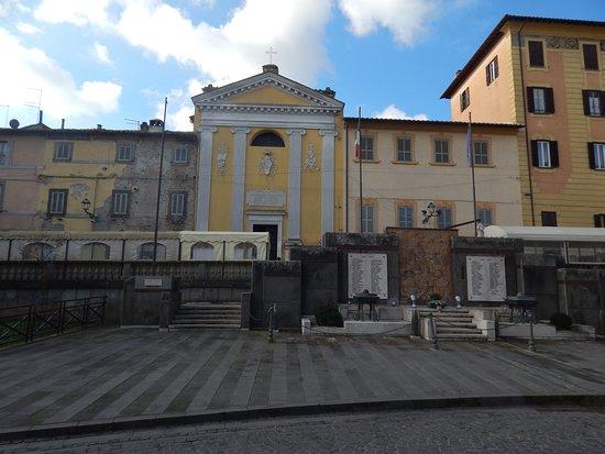 Bracciano, Italy: Chiesa della Visitazione