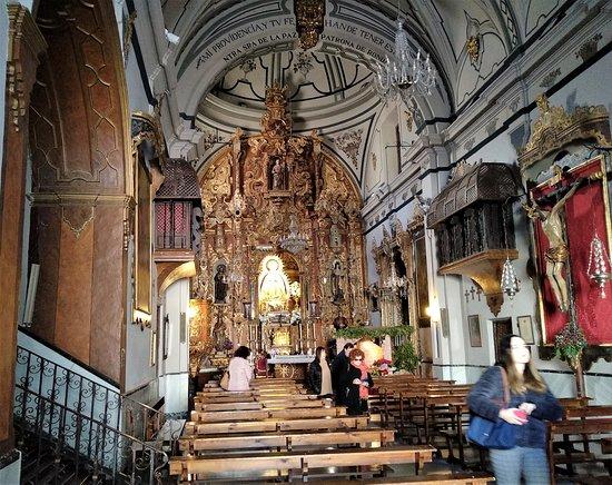 Iglesia de Nuestra Senora de La Paz