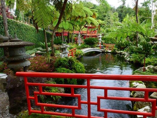 Monte Palace Madeira: Kinesiskt tema