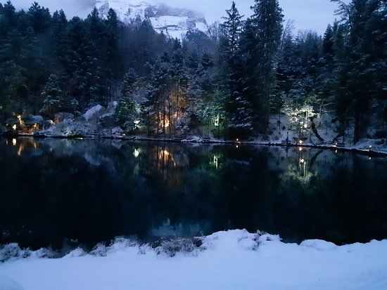 Blausee-Mitholz Photo