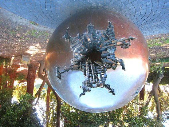 Sphere Within Sphere Sculpture