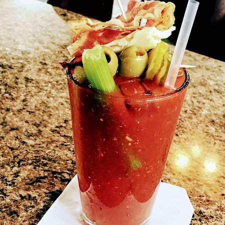 Corry, PA: Our Ultimate Bloody Mary is the ONLY way to start your day!