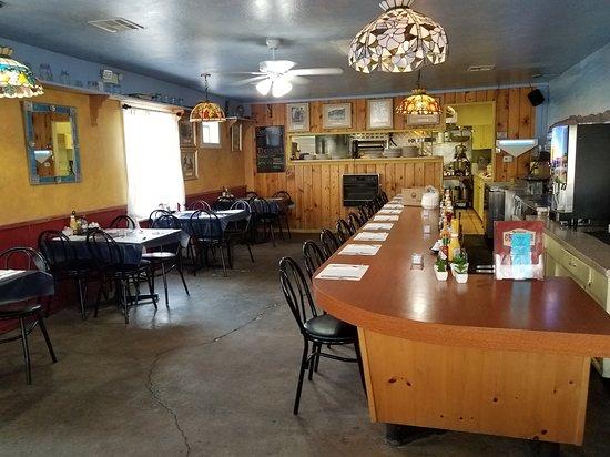 Шошоун, Калифорния: Restaurant