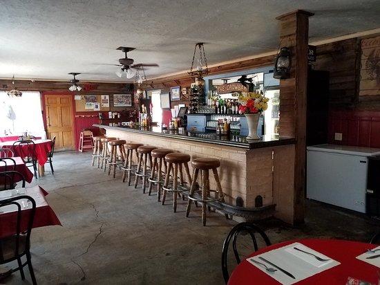Shoshone, Kalifornien: Saloon
