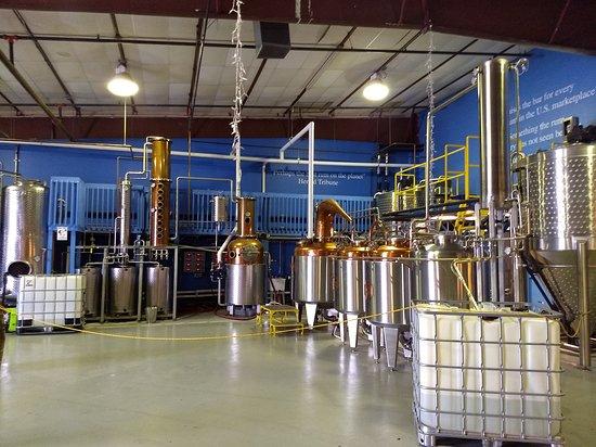 Siesta Key Rum: Distillery