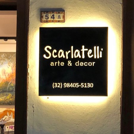 Scarlatelli Arte & Decor