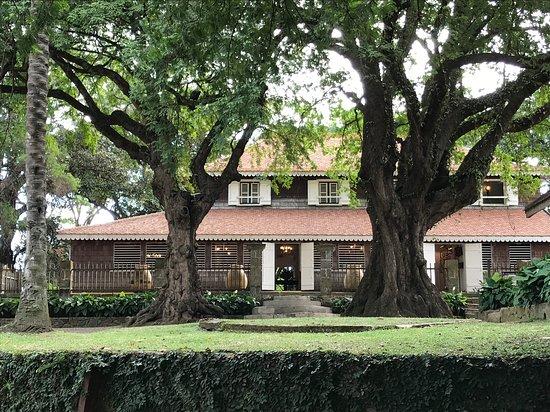 Habitation Clement: Colonial house