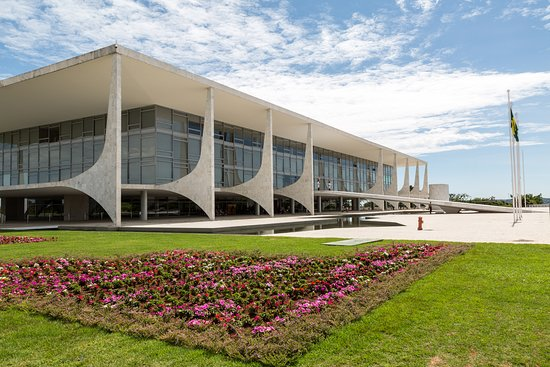 ‪Palacio do Planalto‬