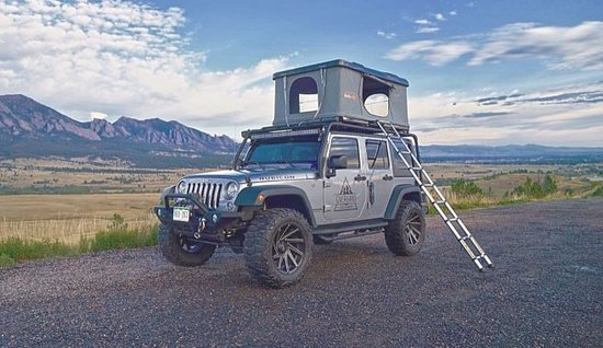 Overland Discovery