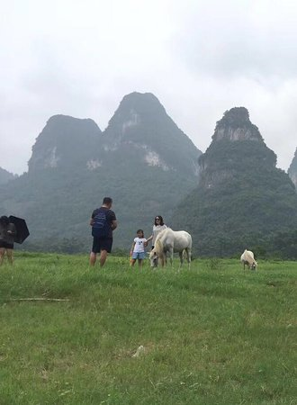 Li River, Crab Mountains, Guilin, Guangxi