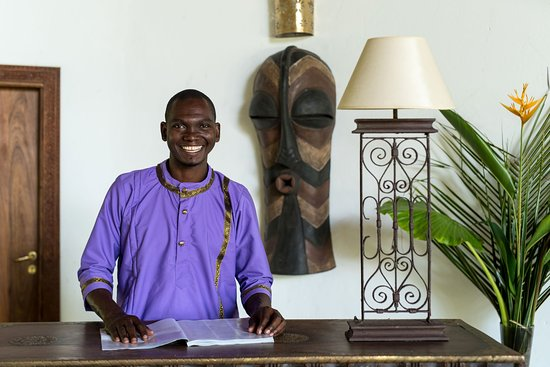 Tikitam Palms Boutique Hotel: Our staff is happy to welcome you