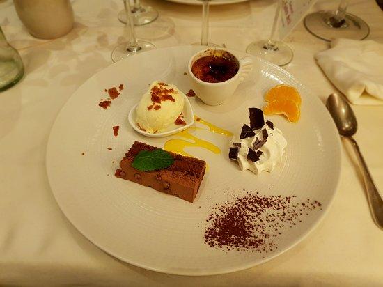 Erps-Kwerps, Belgia: Dessert
