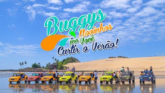 Buggy Brasil Receptivo Atuando no mercado de Turismo desde 1994, nós contamos com uma equipe de profissionais, colaboradores e guias credenciados e capacitados que além da hospitalidade, estão aptos a levar todos vocês a conhecer as belezas de Natal e sua história imperdível.  Temos serviços de passeios de Buggy com a frota mais nova de Natal. Pipa, mergulho em Maracajaú, Manoa beach Bar e Park, Perobas, Galinhos e também temos Passeios para Fernando de Noronha. Atendendo você em especial,