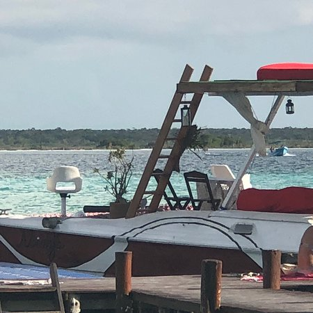 Nimfa Floating Spa & Tours Bacalar
