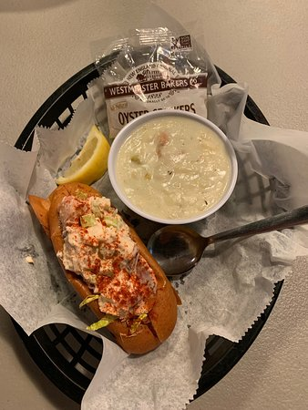 Jazzy S Mainely Lobster Seafood Company Cocoa Beach