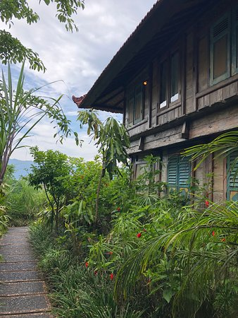 Songan, Indonesien: the family villa