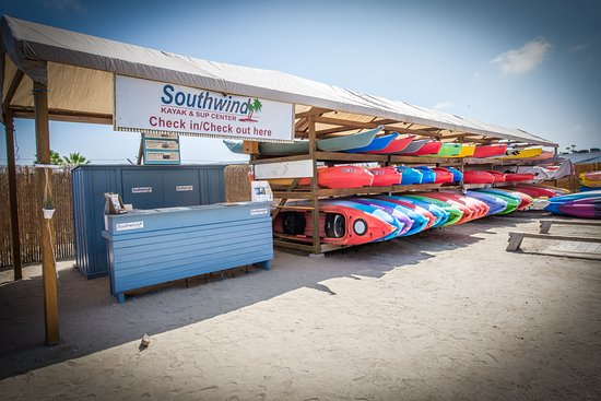 Southwind Kayak Center