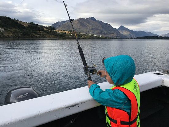 Stu Dever Fishing Charters (Queenstown) - 2019 All You Need to Know
