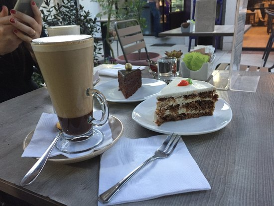 My Cafe & patisserie : Buenas tortas