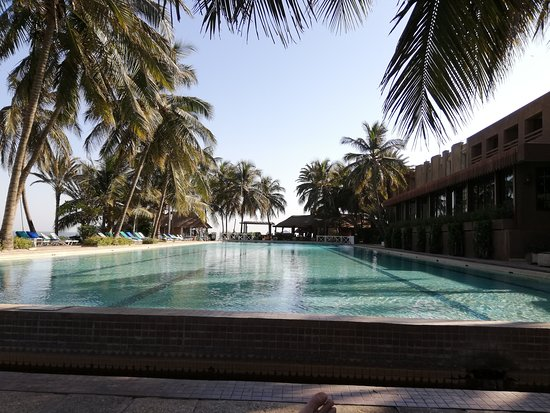 Olympic Size Pool Picture Of Savana Jardin Hotel Dakar Dakar