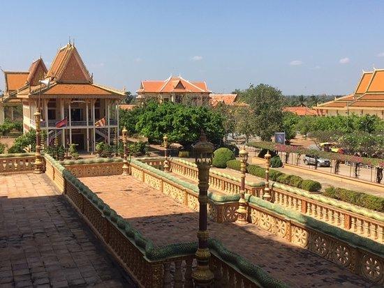 Udong, Cambodge : Vipassana Dhurak Buddhist Centre of Kingdom of Cambodia