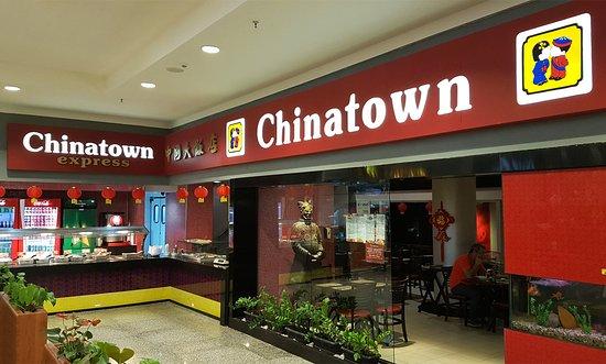 Resultado de imagem para chinatown restaurante