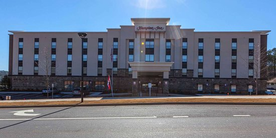 AMAZING - Review of Hampton Inn Emerson LakePoint