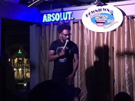 Cayman Comedy